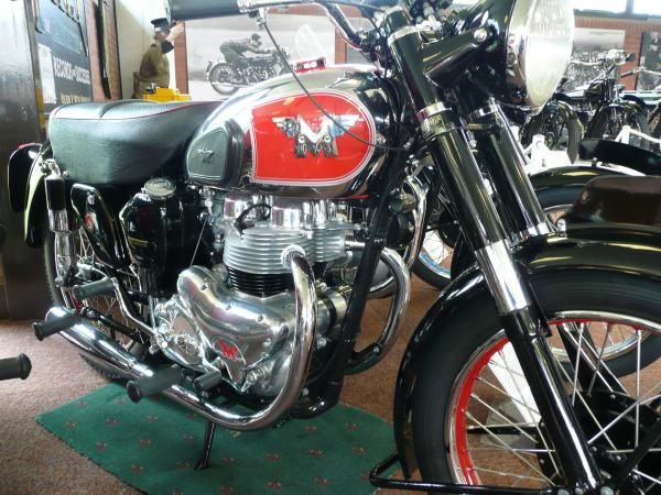 Matchless #1