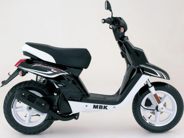 MBK Booster 12 inch