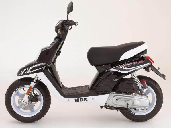 2007 MBK Booster 12 inch N