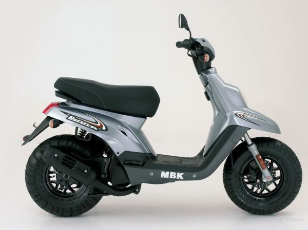 2006 MBK Booster