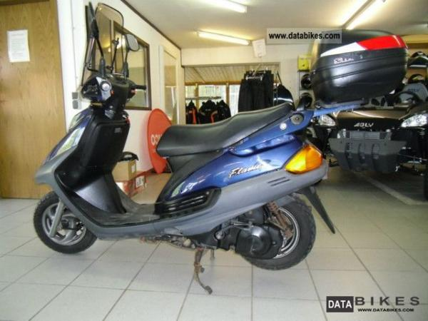 1997 MBK Flame 125