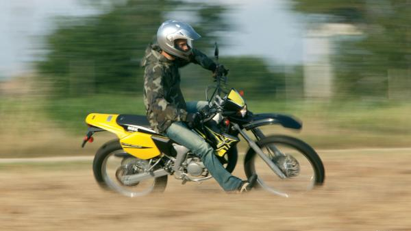2005 MBK X-Limit Enduro