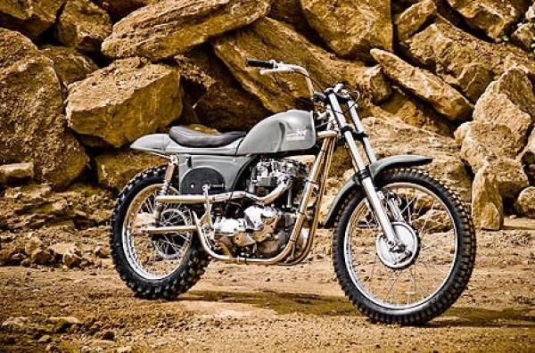 Metisse Desert Racer by Steve The King McQueen