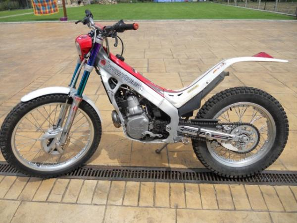 Montesa Cota 315 R, a low-hanging fruit