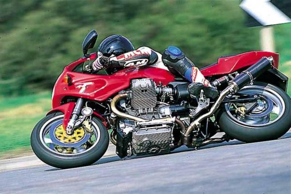 1991 Moto Guzzi 1000 Daytona Injection