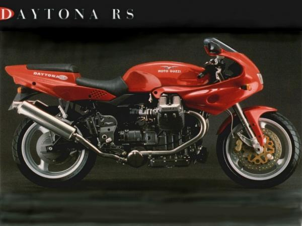 Moto Guzzi 1000 Daytona Injection