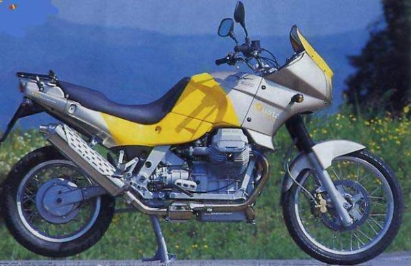 1991 Moto Guzzi 1000 Quota Injection