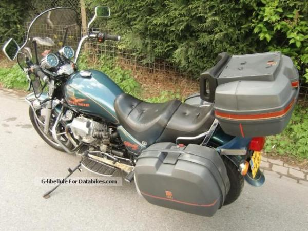 1991 Moto Guzzi California III C Injection