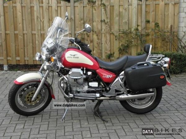 1991 Moto Guzzi California III Injection