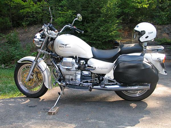 Moto Guzzi California III Injection