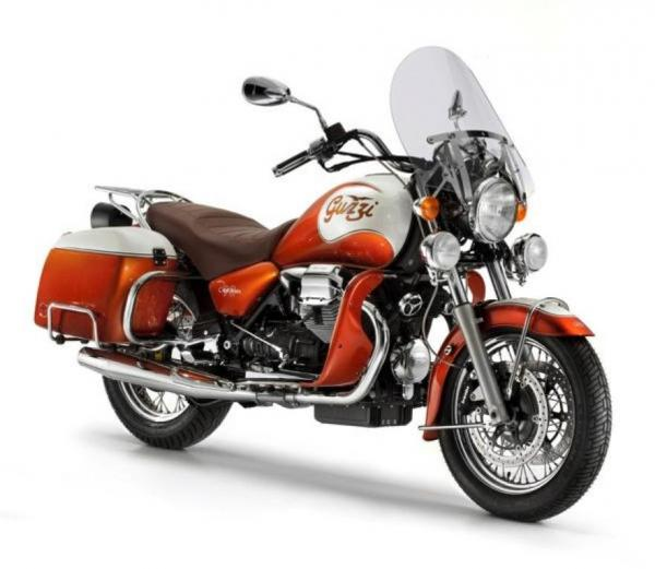 Moto Guzzi California Ill C Injection