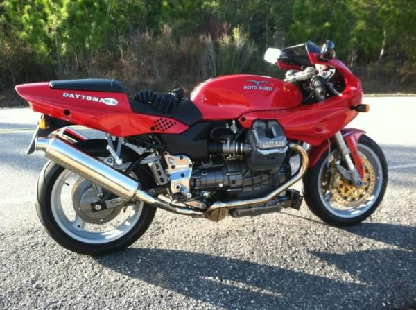 1992 Moto Guzzi California Ill C Injection