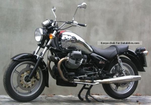 2002 Moto Guzzi California Stone Metal
