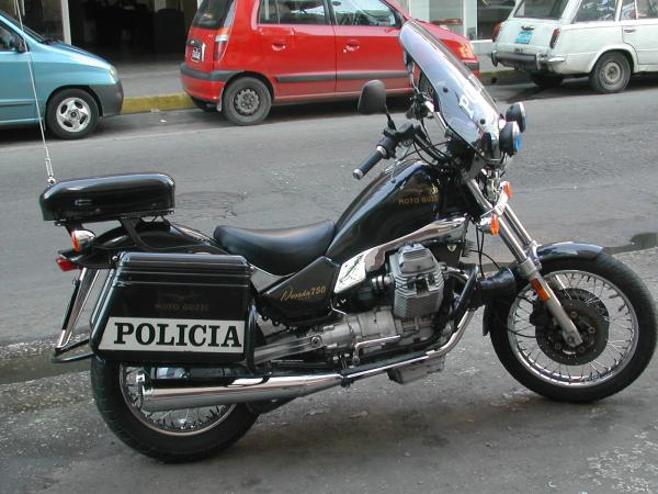 2003 Moto Guzzi Nevada 750 Club