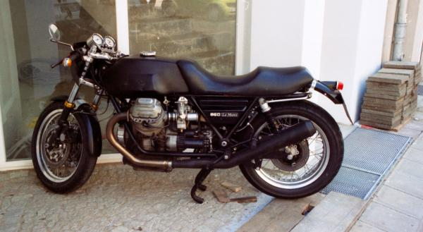 1989 Moto Guzzi V1000 California III Injection