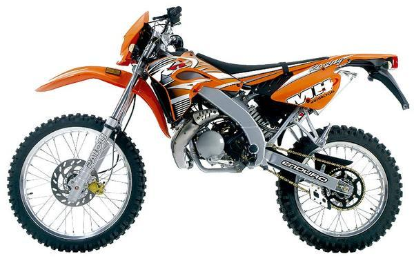 2007 Motorhispania Arena 125 Pro Racing Supermotard