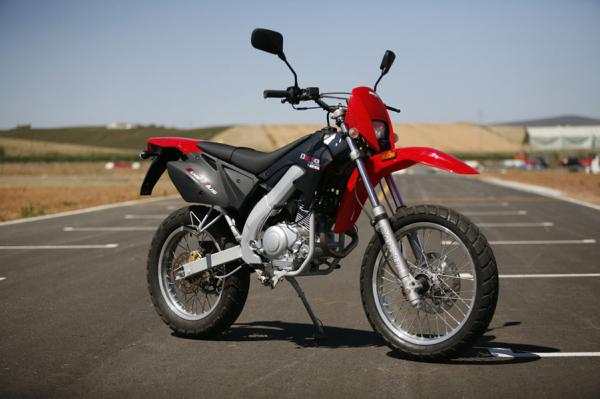Motorhispania Duna 125 Supermotard
