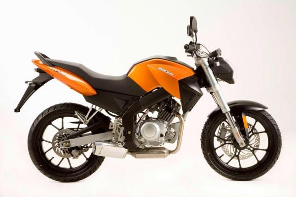 Motorhispania MH7 125 Air Naked