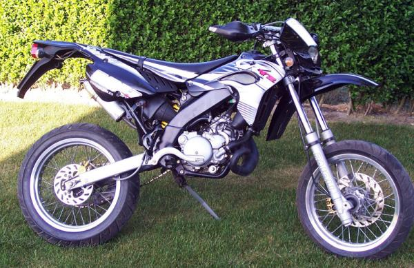 2009 Motorhispania RYZ 49 Supermotard