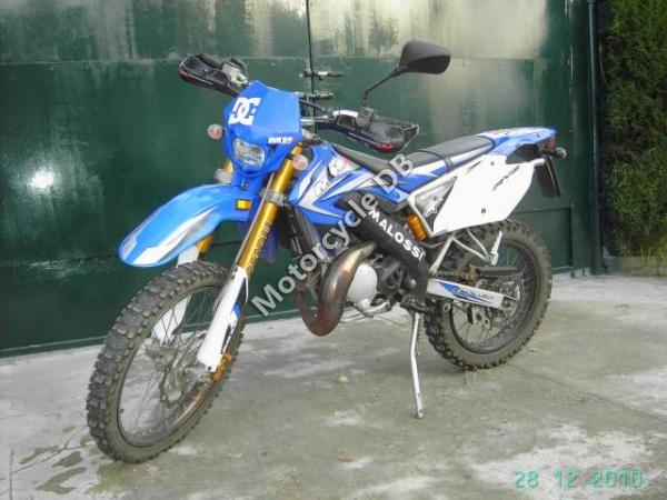 2007 Motorhispania Ryz 50 Pro Racing Urban Bike