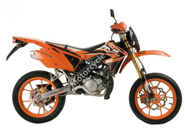 Motorhispania Ryz 50 Super Motard