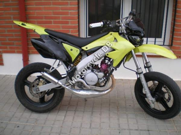 2007 Motorhispania Ryz 50 Super Motard