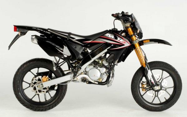 Motorhispania Ryz Pro Racing Urban Bike