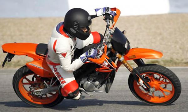 2006 Motorhispania RYZ Supermotard