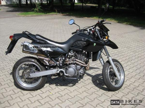2000 MuZ Baghira Black Panter