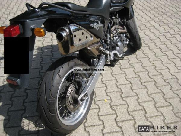 2005 MZ Baghira Black Panther