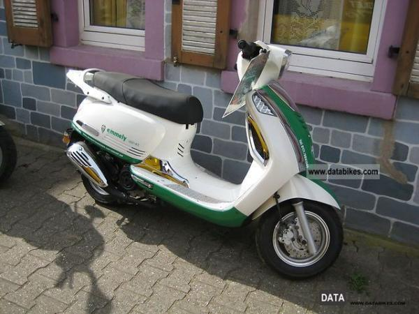 2011 MZ Emmely E-Scooter
