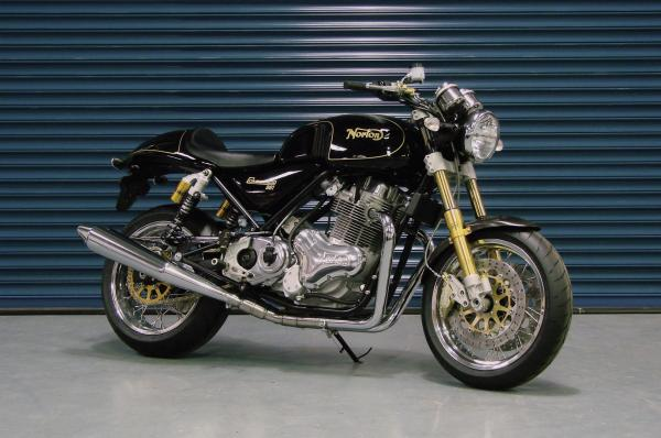 1990 Norton Commander