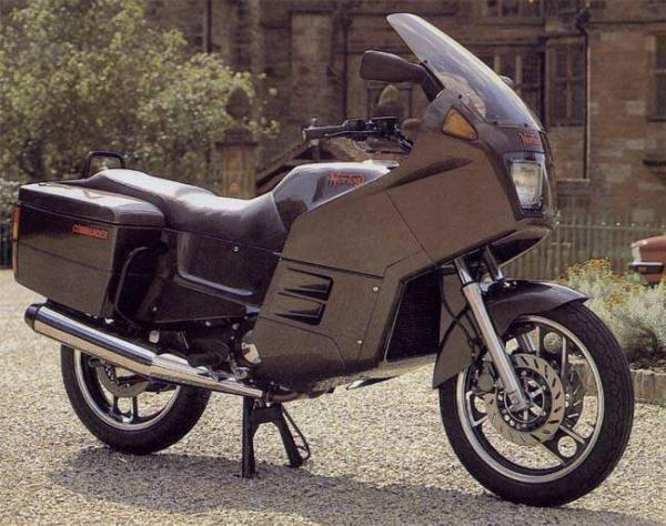 1991 Norton Commander