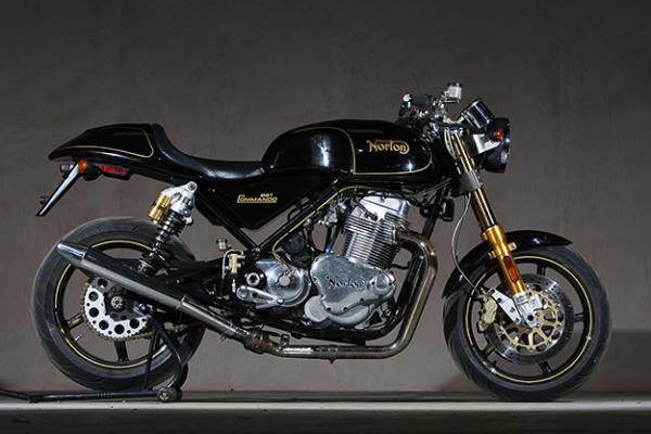 Norton Commander, a golden symbol of freedom