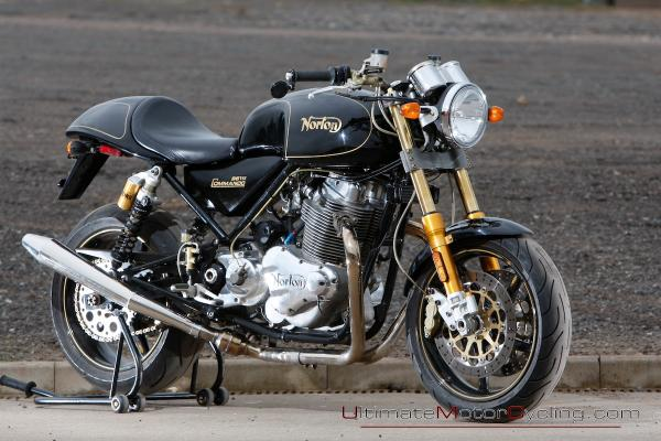 2010 Norton Commando 961SE