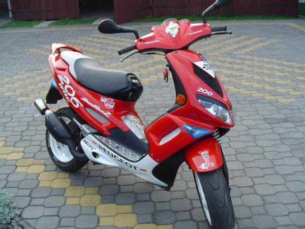 2006 Peugeot Speedfight 2