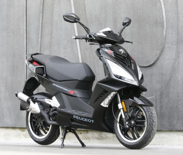 2010 Peugeot Speedfight 3 RS