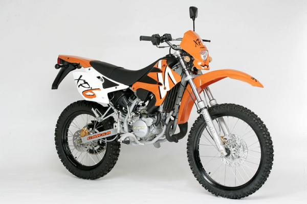 Peugeot XP6 Enduro 50