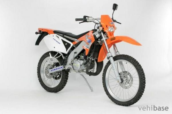 2008 Peugeot XP6 Enduro 50