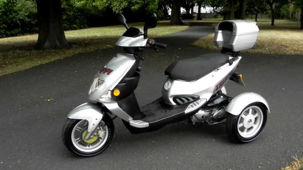 PGO Tricycle 50