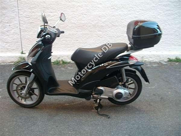2006 Piaggio Liberty Catalyzed