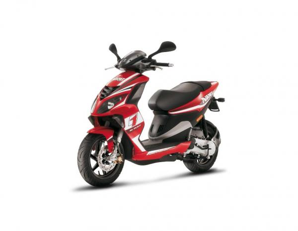 2008 Piaggio NGR Power DT