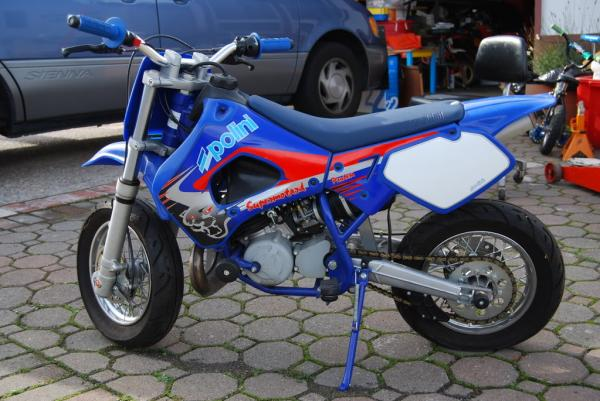 Polini Mini Supermotard