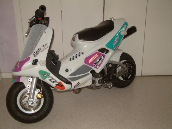 Polini Scooterino SP AIR