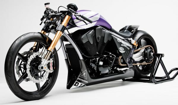 Prototype Motorcycles #1