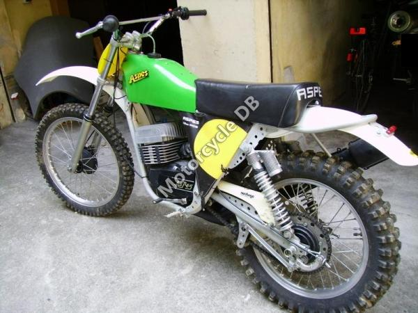 1986 Puch GS 125 HF