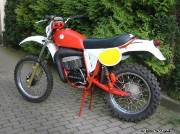 Puch GS 250 F 5 1985 #1