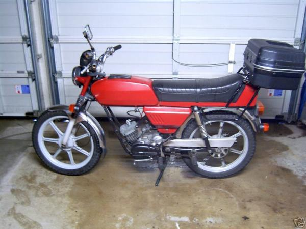 1987 Puch GS 504 F 4 T