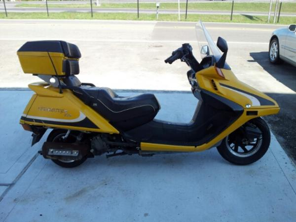 2007 Qlink Commuter 250
