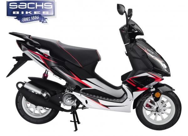 Sachs SpeedJet RS 2011 #1